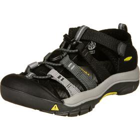 Keen Newport H2 Chaussures Enfant, black/magnet